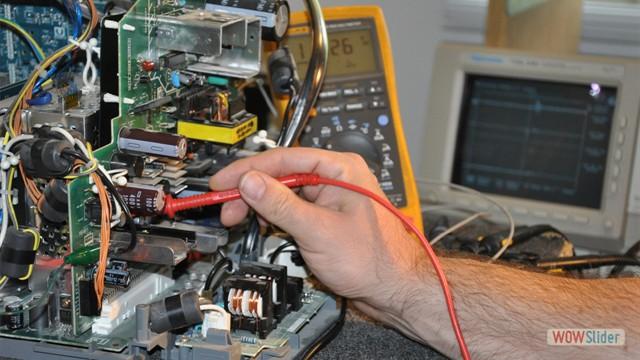 Ремонт бытовой электроники